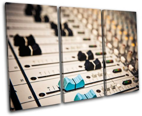 Music Mixer Studio DJ Club - 13-0526(00B)-TR32-LO